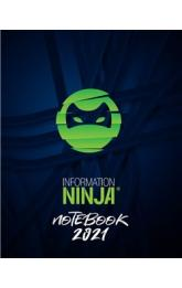 Information Ninja: Notebook 2021 - zelený