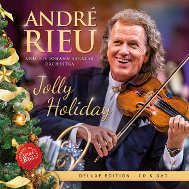 André Rieu: Jolly Holiday - Deluxe edition CD + DVD