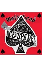 ACE OF SPADES 12MAXI SINGLE INDIES BLACK