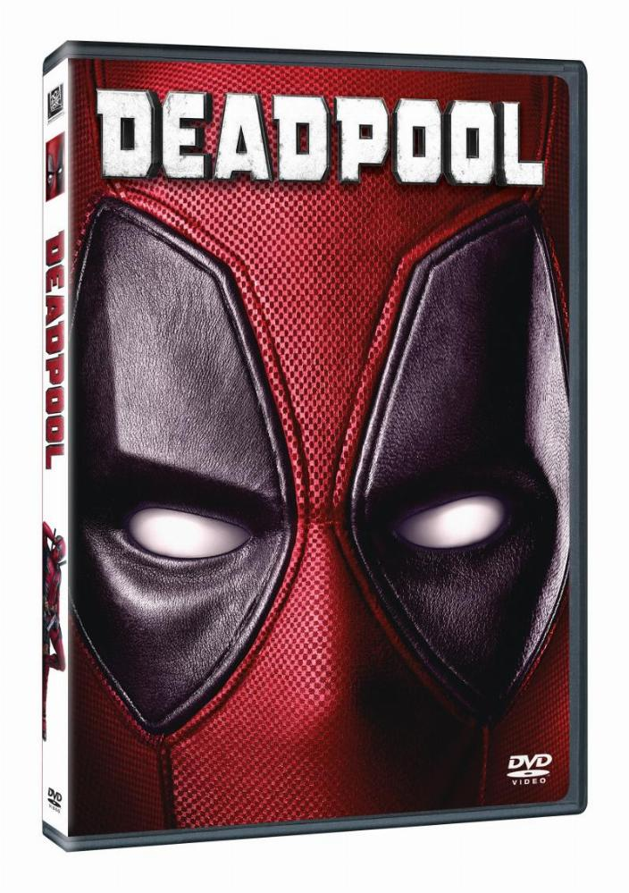 Deadpool DVD [DVD, Blu-ray]