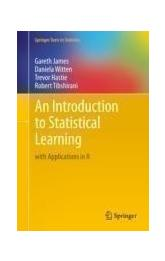 An Introduction to Statistical Learning: with Applications in R*
