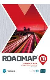 Roadmap A1 Students´ Book with digital resources and mobile app